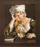 Girl Reading-1145