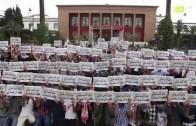 وقفة أمام البرلمان للمطالبة بالحقيقة في ملف الشهيد كمال عماري | 31ماي2014
