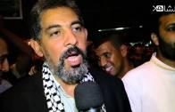 فعاليات النصرة: وقفة بمدينة الدار البيضاء دعما لصمود غزة  11 07 2014