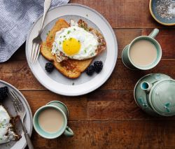 Chai Breakfast Scene