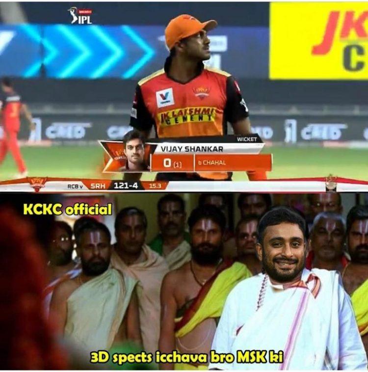 SRH vs RCB (19) - Chai Bisket