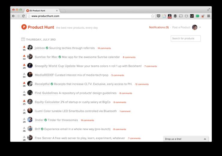 product-hunt-hp-screenshot