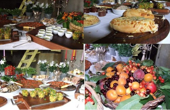 joli buffet