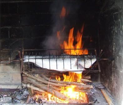 poisson au grill