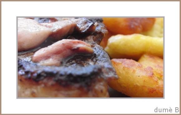 gnocchis & canard