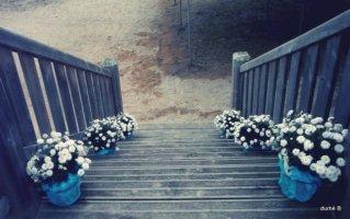 descente-descalier-en-bleu