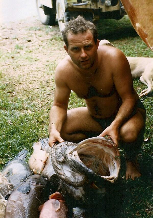 retour de pêche Pacifique Sud