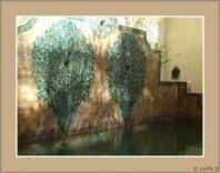 fontaine à Meknès