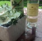 flowers & bottles