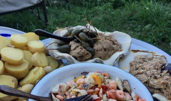 tartinades faciles de thon
