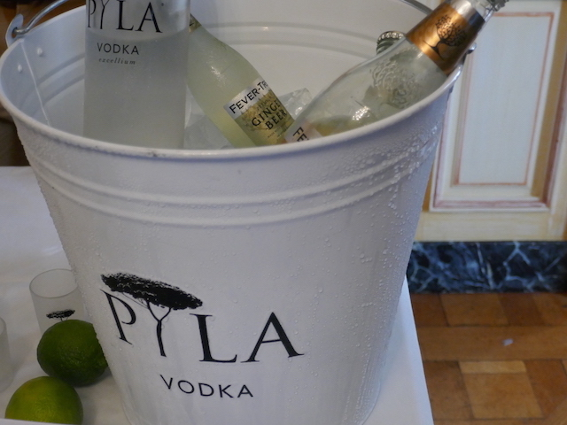 Pyla vodka