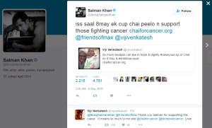 Salman-tweet