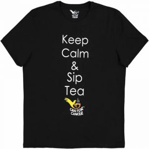 Keep calm and sip tea T Shirt