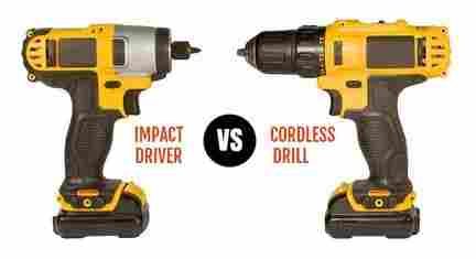 which, screwdriver, better, impact, non-impact