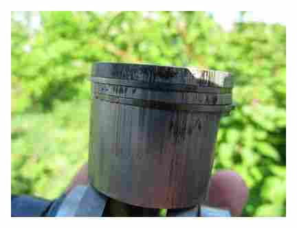 replacing, piston, stihl, chainsaw