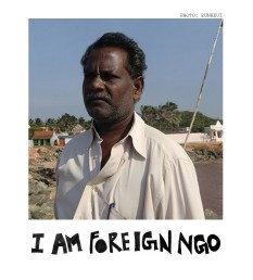 I AM FOREIGN NGO