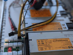 HP 750 Watt Server Power Supply