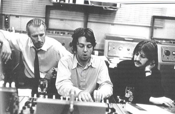 george martin and friends