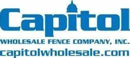 Capitol Wholesale Fence