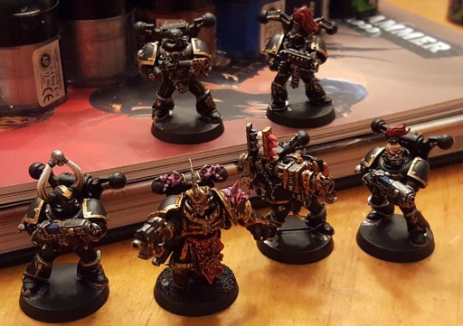 Black Legion, highlight update