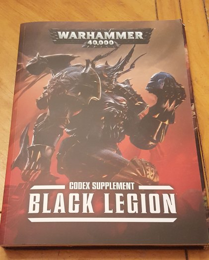Revised Black Legion supplement