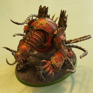 Second Maulerfiend, complete, front