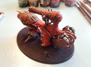 Skull Cannon, without Bloodletters, rear