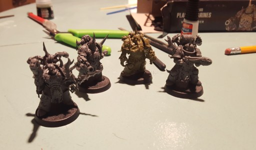 New Plague Marines