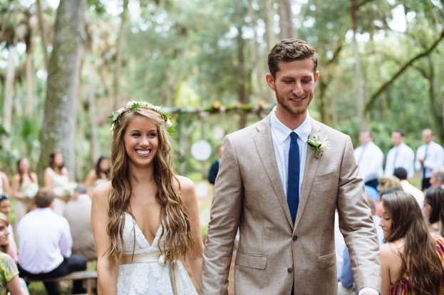 The Rabbit Hollow Brooke And Tylers Whimsical Wedding