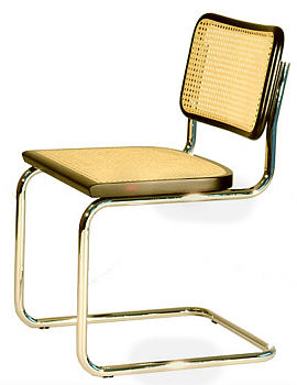 The Cantilever Chair: By Mart Stam, by Ludwig Mies van der Rohe or by Marcel Breuer?