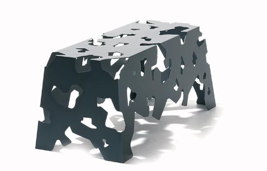 Scatter Max Bench by Louise Hederstrom