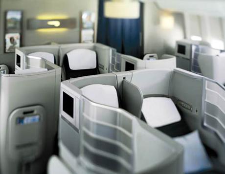 British Airways Seats
