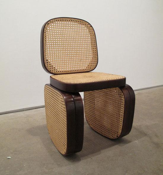 Warez Chair by William Stone