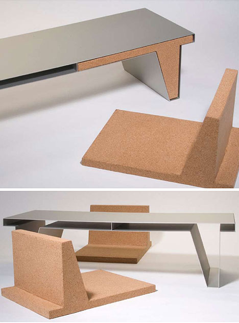 Nathan Martell Table Chair