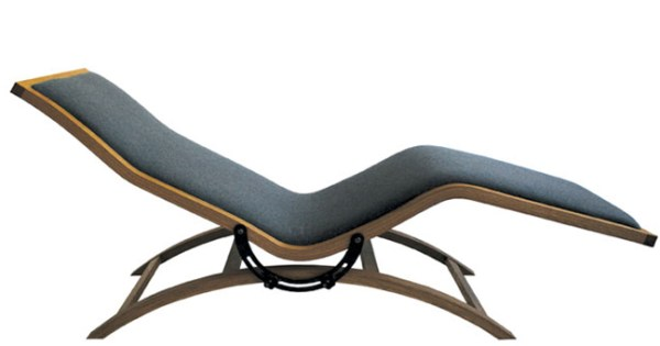 Back to the Drawing Board Chaise by Jonas and Lard Dressler 01