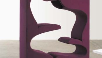 Verner Panton Conversation Chair no. S 420 - Chairblog.eu