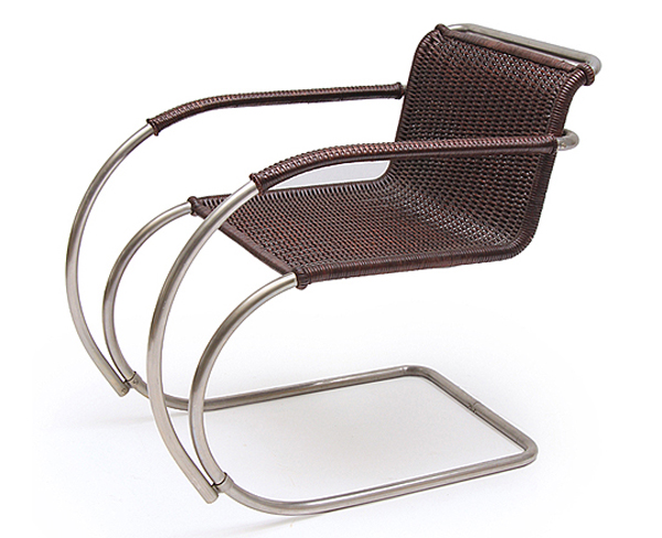 Cantilever Chair MR 20 By Ludwig Mies Van Der Rohe On Auction