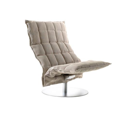 Swivel K Chair by Harri Koskinen