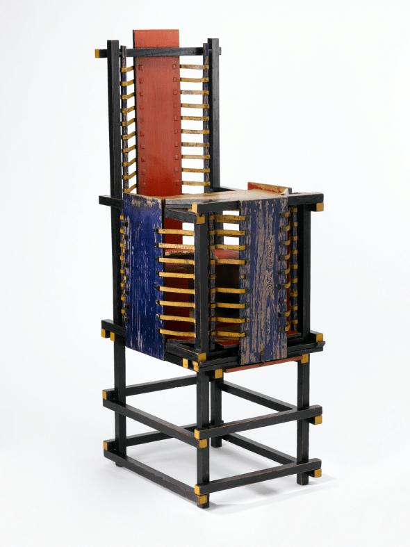 Rietveld Witteveen Child Chair