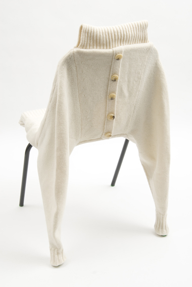 Chairwear by Claire-Anne O'Brien backside