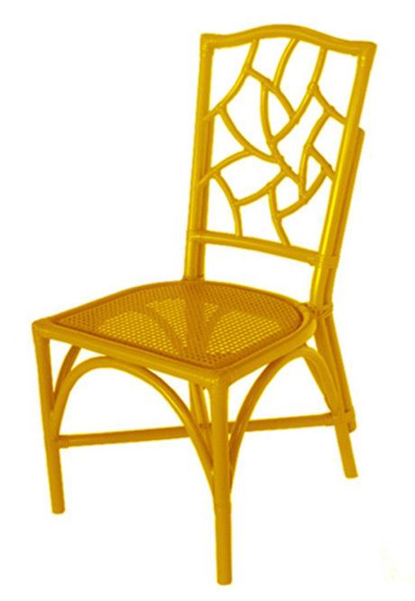 Yellow Darlington Chair