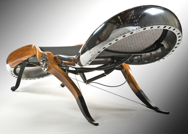 Aviator Chair by David Catta 4