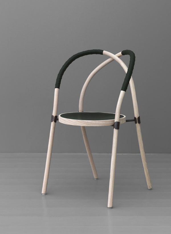 bow chair by lisa hilland