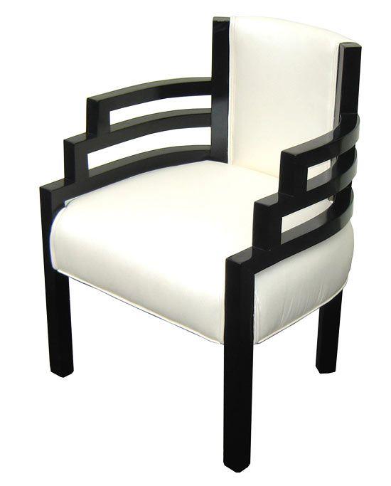 KEM Weber Biltmore Chair White