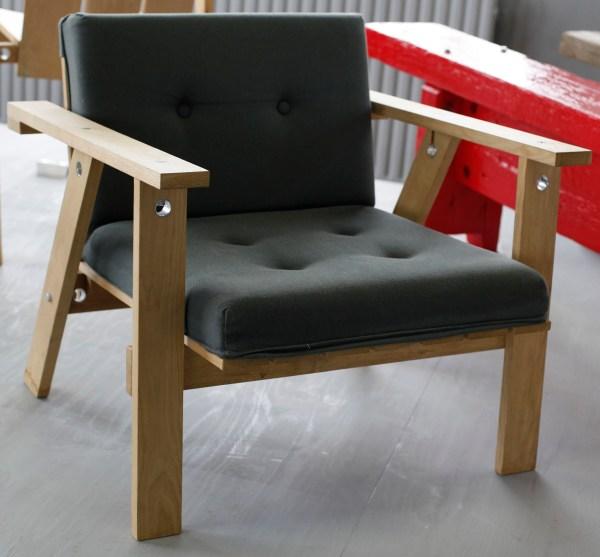 Wehkamp Lounge Chair by Piet Hein Eek _MG_4536