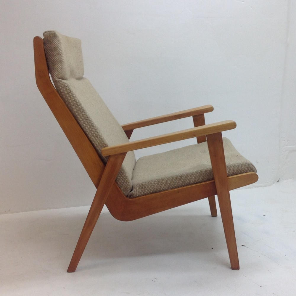 Lotus Lounge Chair by Rob Parry
