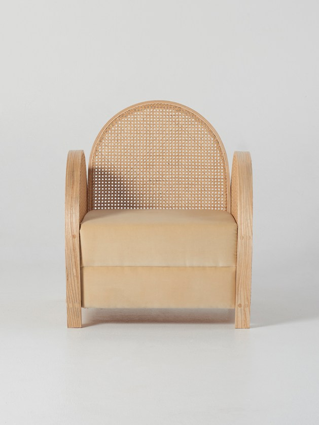 Arch Chair by Douglas and Bec Front