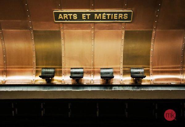 Arts et Metiers