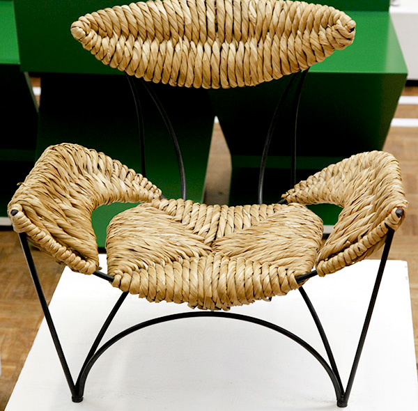 Baby Fat Chair by Tom Dixon Front