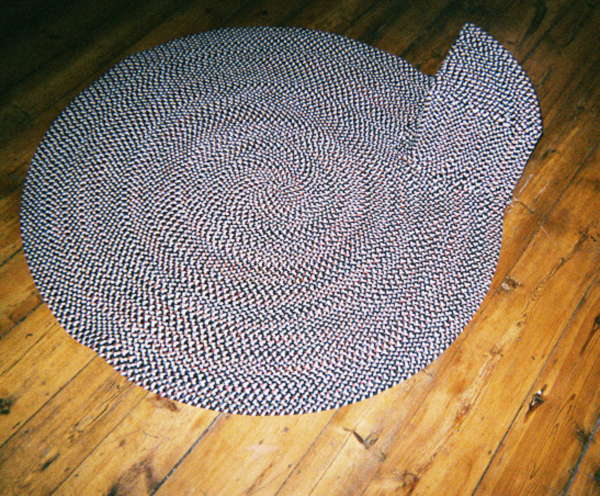 Bump in Your Rug Stool by Katie Stout 2